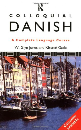9780415079662: Colloquial Danish (Colloquial Series)