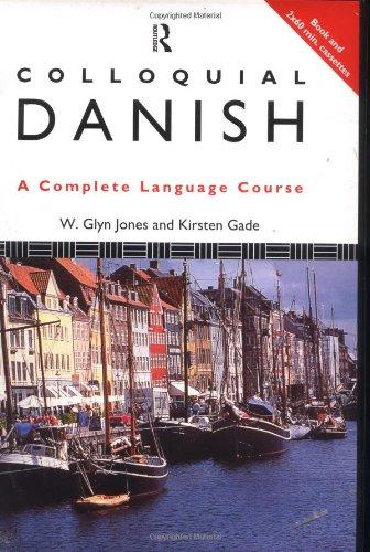 9780415079686: Colloquial Danish (Colloquial Series)