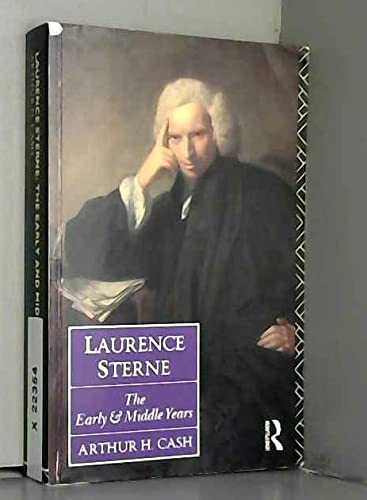9780415080330: Laurence Sterne: The Early and Middle Years
