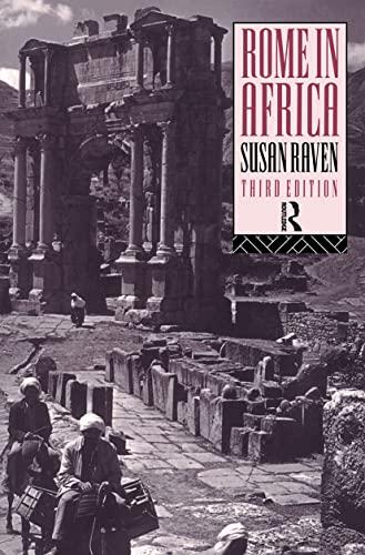 9780415081504: Rome in Africa