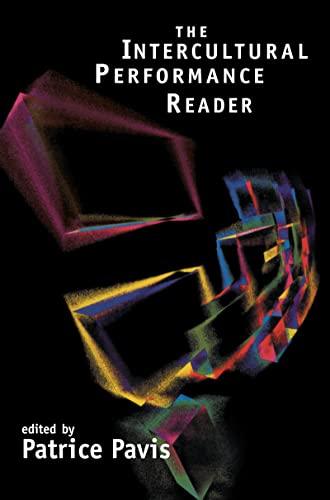 9780415081542: The Intercultural Performance Reader