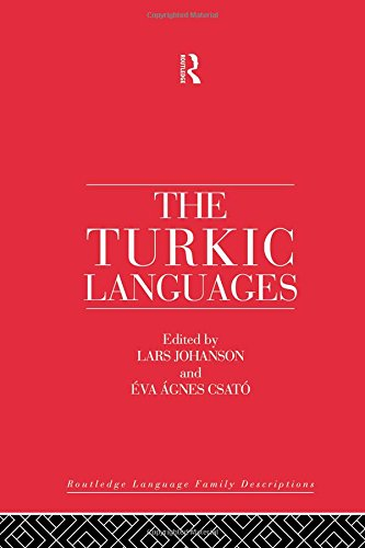 9780415082006: The Turkic Languages (Routledge Language Family Series)