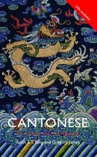 9780415082020: Colloquial Cantonese