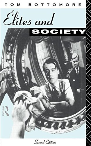 9780415082716: Elites and Society