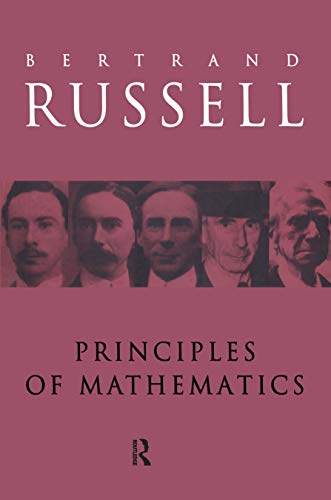 9780415082990: Principles of Mathematics