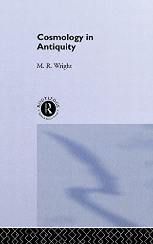 9780415083720: Cosmology in Antiquity (Sciences of Antiquity)