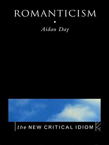 9780415083782: The New Critical Idiom : Romanticism