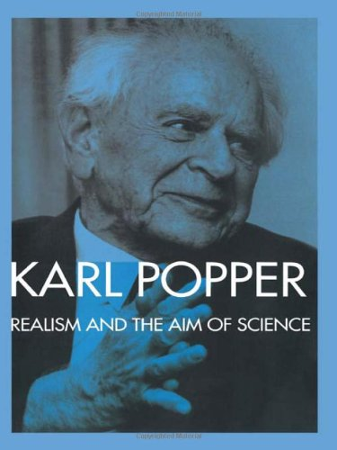 9780415084000: Realism and the Aim of Science: From the PostScript to the Logic of Scientific Discovery