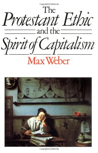 9780415084345: The Protestant Ethic and the Spirit of Capitalism (Unwin Counterpoint Paperbacks)