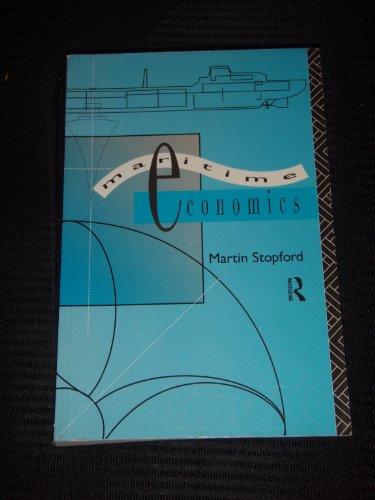 9780415084383: Maritime Economics