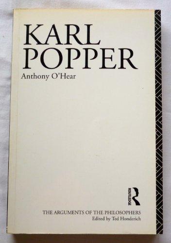 9780415084802: Karl Popper