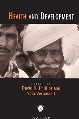 9780415085298: Health and Development