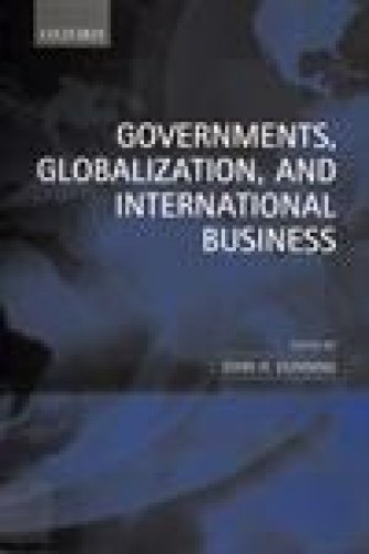 The United Nations Library on Transnational Corporations: International Business and the ...