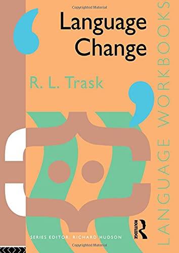 9780415085632: Language Change (Language Workbooks)