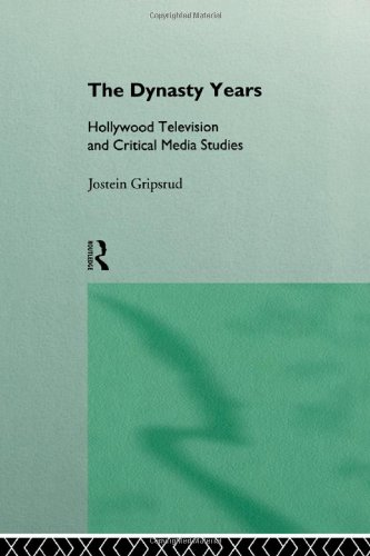 9780415085984: The Dynasty Years: Hollywood Television and Critical Media Studies (Comedia)
