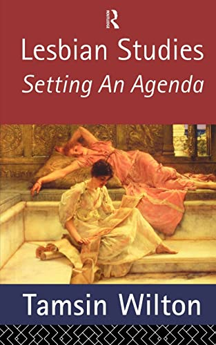 9780415086561: Lesbian Studies: Setting an Agenda