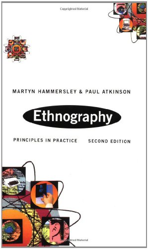 9780415086646: Ethnography: Principles and Practice: Principles in Practice