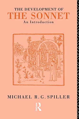 9780415087414: The Development of the Sonnet: An Introduction