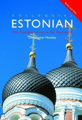 9780415087452: Colloquial Estonian (Colloquial Series)