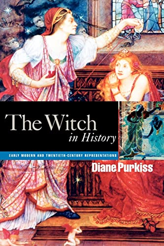 9780415087629: The Witch in History: Early Modern and Twentieth-century Representations
