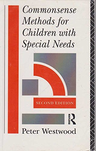 9780415087735: Commonsense Methods for Children with Special Needs: Strategies for the Regular Classroom