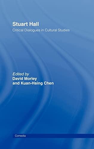 9780415088039: Stuart Hall: Critical Dialogues in Cultural Studies (Comedia)