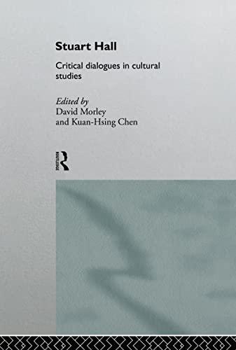 9780415088039: Stuart Hall: Critical Dialogues in Cultural Studies