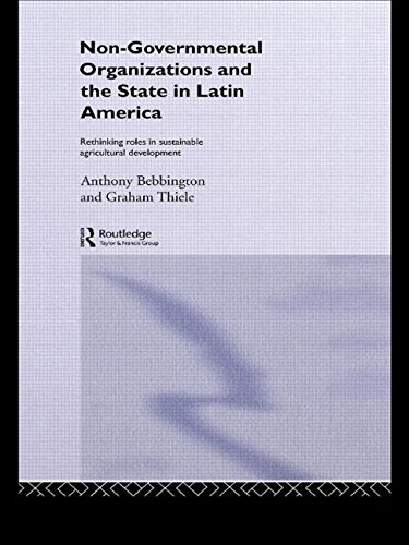 Non-Governmental Organizations and the State in Latin: Penelope Davies, Anthony