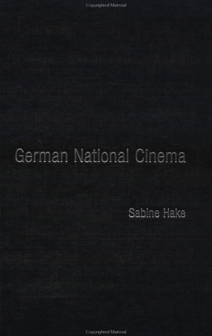 9780415089012: German National Cinema (National Cinemas)