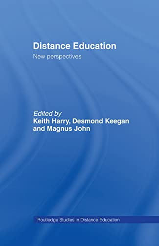 Distance Education: New Perspectives: Harry, K. John,