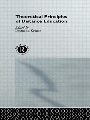 9780415089425: Theoretical Principles of Distance Education (Routledge Studies in Distance Education)