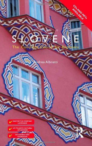 9780415089463: Colloquial Slovene: The Complete Course for Beginners (Colloquial Series)