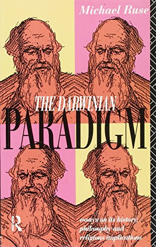 9780415089517: The Darwinian Paradigm: Essays on Its History, Philosophy and Religious Implications