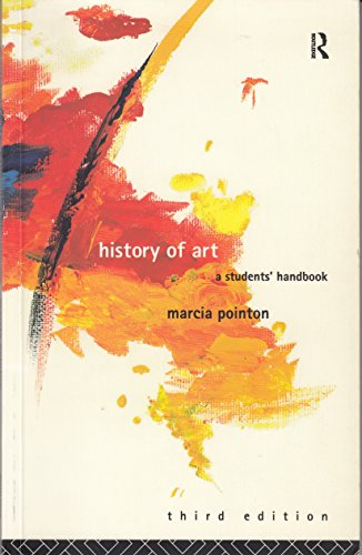 9780415090360: History of Art: A Students' Handbook