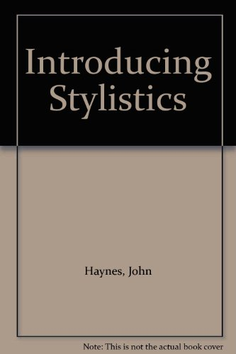 9780415090902: Introducing Stylistics