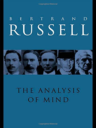 9780415090971: Analysis of Mind, The