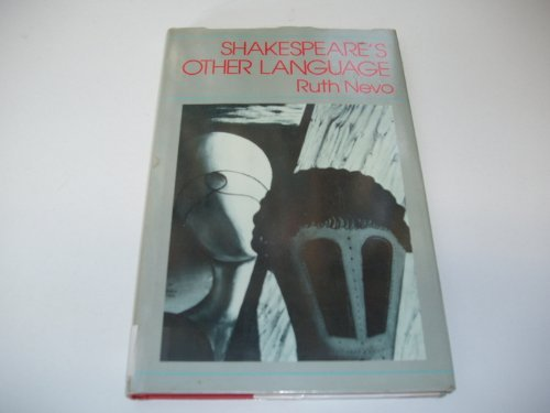 9780415090995: Shakespeare's Other Language