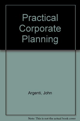 9780415091008: Practical Corporate Planning