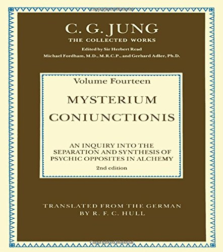 9780415091152: Mysterium Coniunctionis: An Inquiry into the Separation and Synthesis of Psychic Opposites in Alchemy (Collected Works of C.G. Jung) (Volume 10)