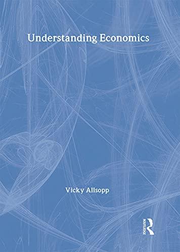9780415091329: Understanding Economics
