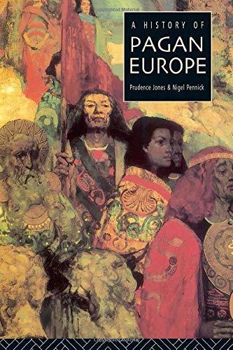 9780415091367: A History of Pagan Europe