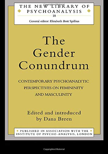 9780415091633: GENDER CONUNDRUM CL (New Library of Psychoanalysis)