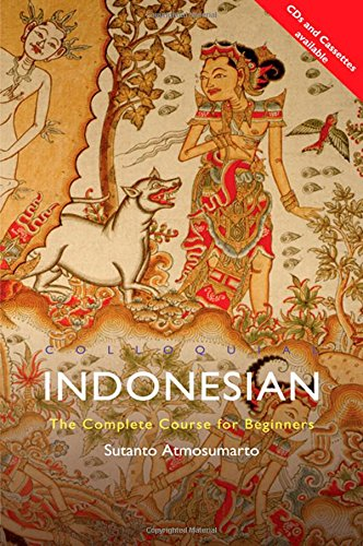 9780415091992: Colloquial Indonesian: The Complete Course for Beginners (Colloquial Series)
