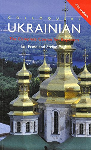 9780415092029: Colloquial Ukrainian (Colloquial Series)