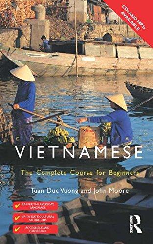 9780415092050: Colloquial Vietnamese: A Complete Language Course