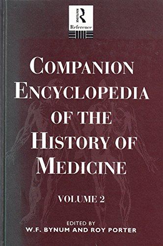 9780415092432: Comp Ency Hist Medicine V 2: Vol 2