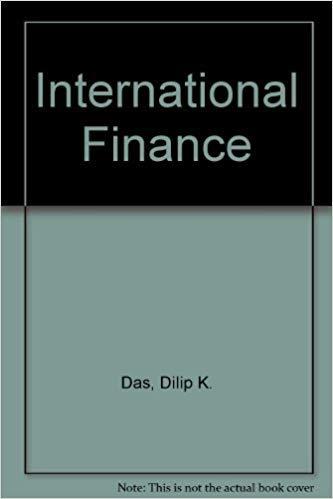 9780415092807: International Finance