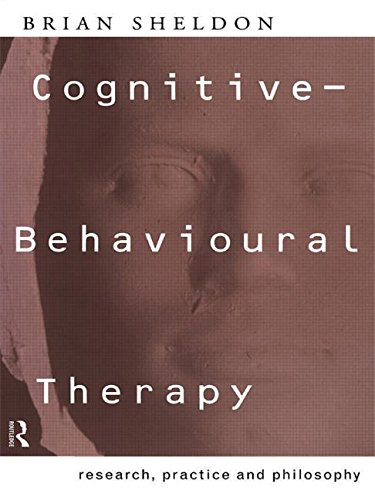9780415093743: Cognitive-Behavioural Therapy: Research and Practice in Health and Social Care (Library of Social Work Practice)