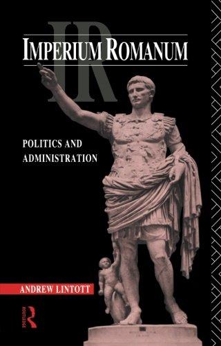 9780415093750: Imperium Romanum: Politics and Administration