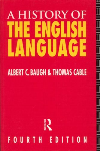 9780415093798: A History of the English Language